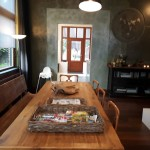 BinnenInn Esstisch Wohnzimmer nebenan der Küche